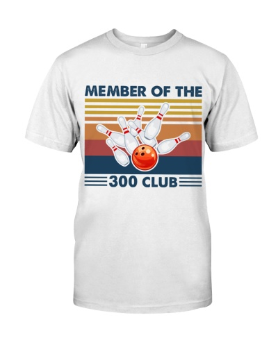 bowling member of the 300 club