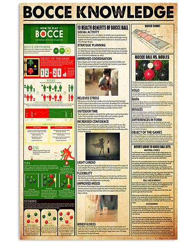 Bocce knowledge
