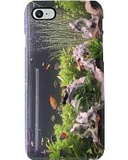 Aquarium Tank orange pc lqt ntv Phone Case i-phone-8-case