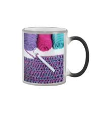 crochet case Color Changing Mug thumbnail