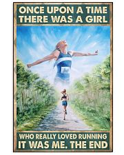 running girl once upon a time poster 16x24 Poster front