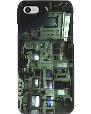 Submarine interior pc 3 btn nth Phone Case i-phone-8-case
