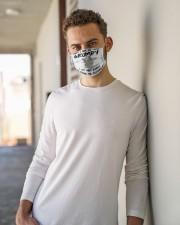 grumpy cat not talk to myshelf mas Cloth Face Mask - 3 Pack aos-face-mask-lifestyle-10