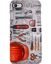 electrician tools pc phq pml Phone Case i-phone-8-case