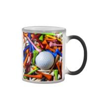 golf ball and tees Color Changing Mug thumbnail