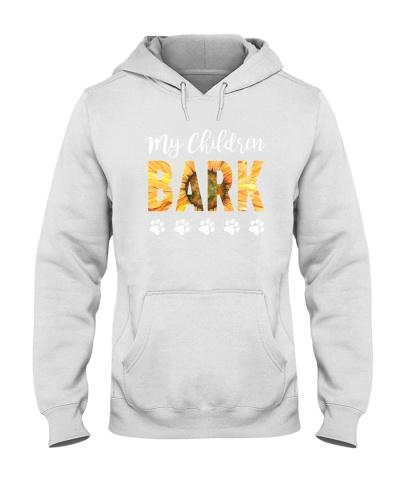 children-bark-sunflower