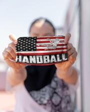 Handball us flag mas Cloth Face Mask - 3 Pack aos-face-mask-lifestyle-07