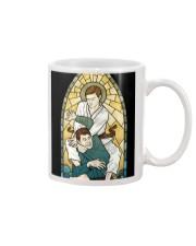 jiu jitsu is my religion phonecase ntv Mug tile