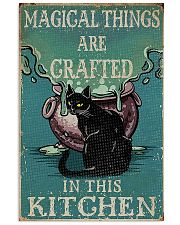 magical thing kitchen 11x17 Poster front