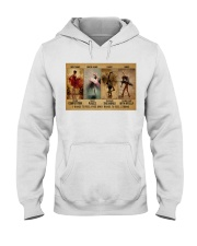 ballet dance to feel pt lqt-DVH Hooded Sweatshirt thumbnail