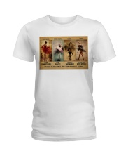 ballet dance to feel pt lqt-DVH Ladies T-Shirt thumbnail