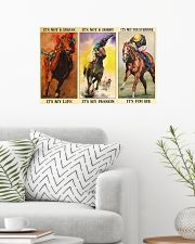 Horse riding not a phase pt dvhh NTV 24x16 Poster poster-landscape-24x16-lifestyle-01