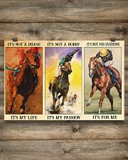 Horse riding not a phase pt dvhh NTV 24x16 Poster poster-landscape-24x16-lifestyle-15