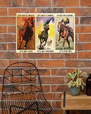 Horse riding not a phase pt dvhh NTV 24x16 Poster poster-landscape-24x16-lifestyle-24