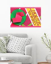 Tny Hwk Skateboard pc mttn ngt 24x16 Poster poster-landscape-24x16-lifestyle-01