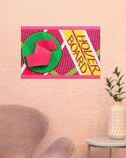 Tny Hwk Skateboard pc mttn ngt 24x16 Poster poster-landscape-24x16-lifestyle-23