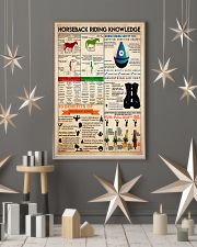 Horseback Riding knowledge1 24x36 Poster lifestyle-holiday-poster-1