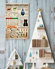 Horseback Riding knowledge1 24x36 Poster lifestyle-holiday-poster-2