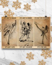 karate its not a phase pt mttn pml 17x11 Poster aos-poster-landscape-17x11-lifestyle-30