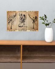 karate its not a phase pt mttn pml 17x11 Poster poster-landscape-17x11-lifestyle-24
