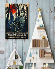 cycling find my soul poster 11x17 Poster lifestyle-holiday-poster-2