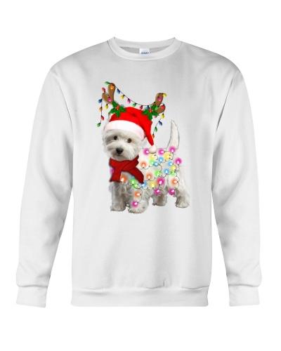 westie-reindeer