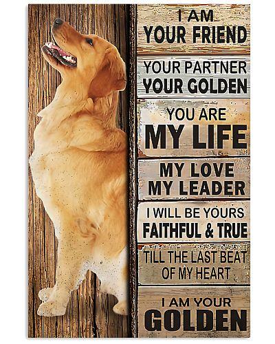 golden partner poster
