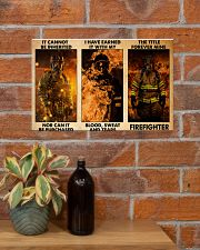 firefighter see me quit poster ttb-NTH 17x11 Poster poster-landscape-17x11-lifestyle-23
