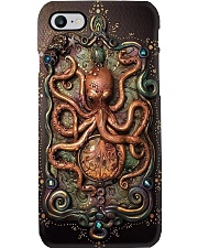 octopus pearl clay pc phq pml Phone Case i-phone-8-case