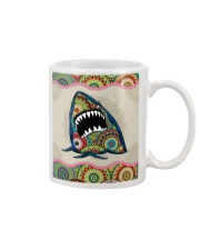 shark mandala phonecase Mug tile