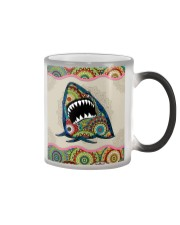 shark mandala phonecase Color Changing Mug thumbnail