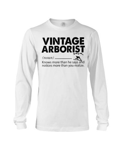 arborist vintage
