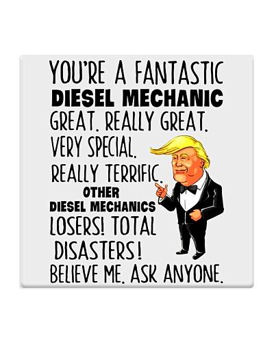 Diesel Mechanic Fantastic