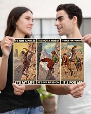 rock climbing not a phase pt phq ngt 17x11 Poster poster-landscape-17x11-lifestyle-20