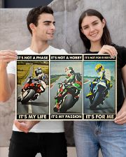 Motorcycle Racer Isle o Mn TT its not mttn ngt 24x16 Poster poster-landscape-24x16-lifestyle-21