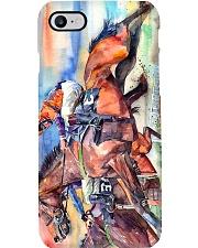 horse racing jump pc lqt pml Phone Case i-phone-8-case