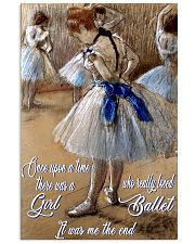 ballet Once Upon A Time 16x24 Poster front