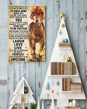 horse riding today 24x36 Poster lifestyle-holiday-poster-2