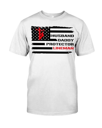 Lineman Dad protected