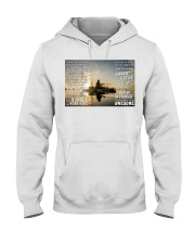Kayak fishing today is a good day pt dvhh pml Hooded Sweatshirt tile