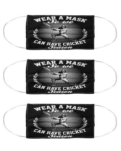 cricket We Can Have mas