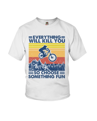 biking something fun