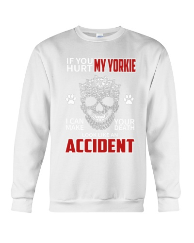 yorkie-accident