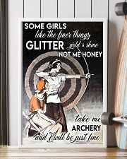 Archery girl some girl like finer thing lqt -ntv 11x17 Poster lifestyle-poster-4