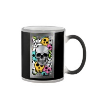 Phone case Skull 3 Color Changing Mug tile
