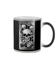 Phone case Skull 5 Color Changing Mug tile