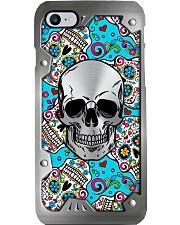 Phone case Skull 4 Phone Case i-phone-8-case