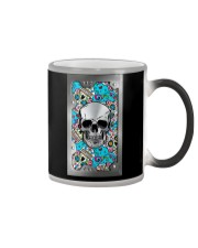 Phone case Skull 4 Color Changing Mug tile