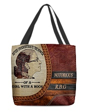 Notorious R-B-G 41 All-over Tote back