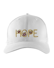 Hope Series Embroidered Hat front